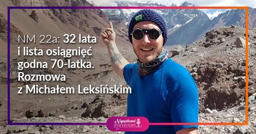 lista osiągnięć, góry, Michał Leksiński