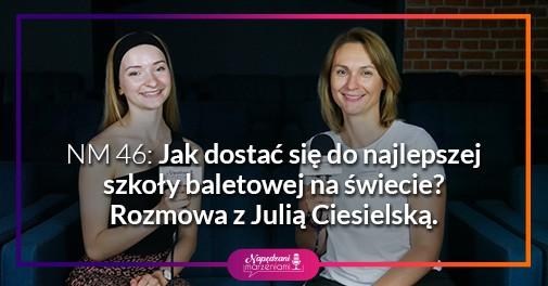 Julia Ciesielska - balet